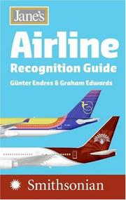 Cover of: Jane's airline recognition guide