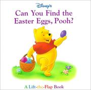Cover of: Disney's can you find the Easter eggs, Pooh?