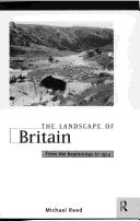 Cover of: The Landscape of Britain