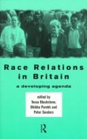 Cover of: Race Relations in Britain