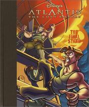 Cover of: Disney's Atlantis, the lost empire