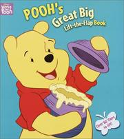Cover of: Pooh's great big lift-the-flap book