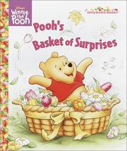 Cover of: Pooh's basket of surprises
