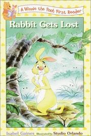 Cover of: Rabbit Gets Lost (Disney First Readers)