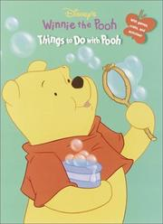 Cover of: Things to Do with Pooh