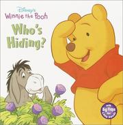 Cover of: Who's hiding?