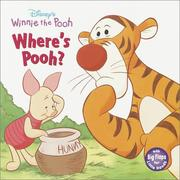 Cover of: Where's Pooh?