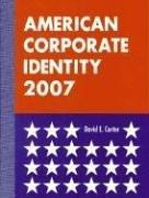 Cover of: American Corporate Identity 2007 (American Corporate Identity) | David E. Carter