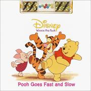Cover of: Pooh Goes Fast and Slow (Busy Book) | RH Disney