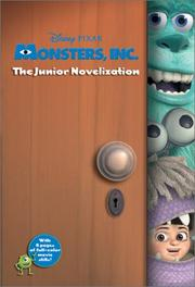 Cover of: Monsters Inc