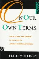 Cover of: On Our Own Terms