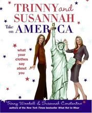 Cover of: Trinny and Susannah Take on America | Trinny Woodall