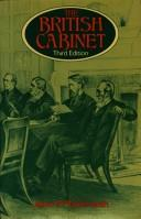 Cover of: The British Cabinet | John P. MacKintosh