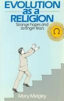 Cover of: Evolution as a religion