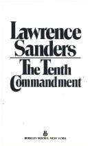 Tenth Commandment by Lawrence Sanders
