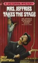 Cover of: Mrs. Jeffries Takes the Stage (Victorian Mystery)