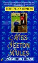 Cover of: Miss Seeton Rules (Heron Carvic's Miss Seeton)