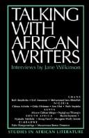 Cover of: Talking with African Writers | Jane Wilkinson