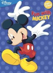 Cover of: Fun with Mickey | RH Disney