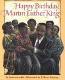 Cover of: Happy birthday, Martin Luther King