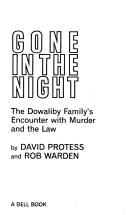 Cover of: Gone in the Night | David Protess