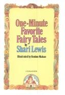 Cover of: One-Minute Fairy Tales | Shari Lewis