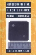 Cover of: Handbook Of Fine Pitch Surface Mount Technology (Electrical Engineering)