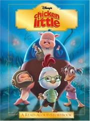 Cover of: Chicken Little (Read-Aloud Storybook) | RH Disney
