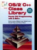 Cover of: OS 2 V2 C + + Class Library | William Law