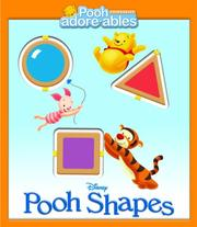 Cover of: Pooh Shapes (Pooh Adorables)
