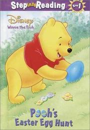 Cover of: Pooh's Easter egg hunt