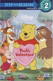 Cover of: Pooh's Valentine