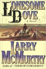 Cover of: Lonesome Dove   Part 1 Of 3