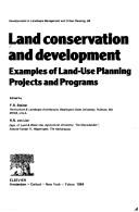 Cover of: Land conservation and development |