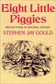 Cover of: Eight Little Piggies