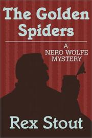 Cover of: The golden spiders