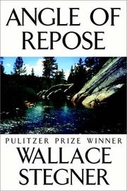 Cover of: Angle of Repose Part 1 of 2