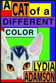 Cover of: A Cat Of A Different Color
