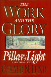 Cover of: The Work & The Glory