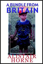 Cover of: A bundle from Britain