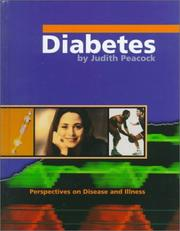 Cover of: Diabetes (Perspectives on Disease and Illness)