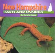 Cover of: New Hampshire facts and symbols