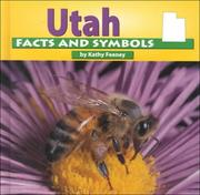 Cover of: Utah facts and symbols