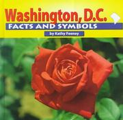 Cover of: Washington, D.C. facts and symbols