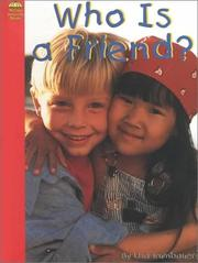 Cover of: Who Is a Friend