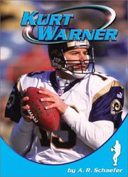Cover of: Kurt Warner (Sports Heroes)