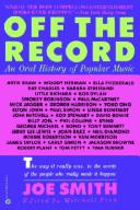 Cover of: Off the Record | Joe/Fink, Mitchell Smith
