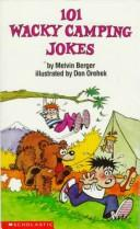 Cover of: 101 wacky camping jokes