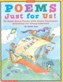 Cover of: Poems Just For Us! (Grades K-2)