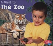 Cover of: A Visit to the Zoo |